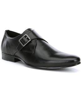 Men S Book Shop Monk Strap Loafers