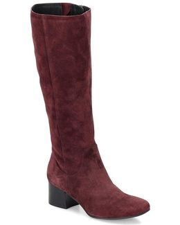 Avala Suede Tall Boots