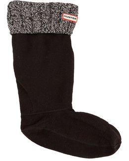 Original Six-stitch Cable Tall Boot Socks
