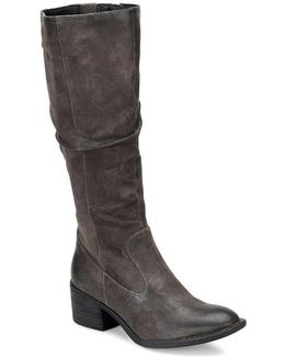 Doyle Tall Slouch Boots