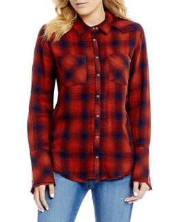 Mercer Plaid Shirt