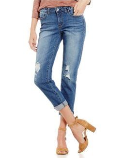 Mika Destructed Best Friend Jeans