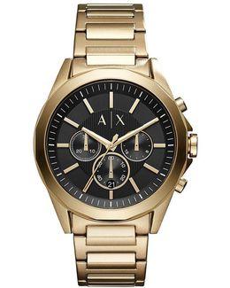 Ax Drexler Chronograph Bracelet Watch