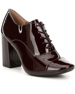 Cailey Patent Leather Shooties