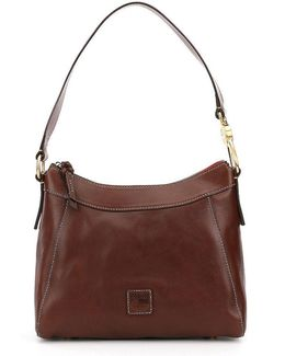 Florentine Collection Large Cassidy Hobo Bag