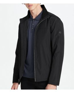 Bonded Water-resistant Hipster Jacket