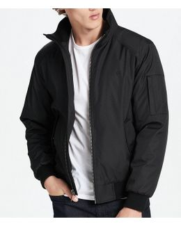 Ripstop Bomber Water-resistant Bomber Jacket