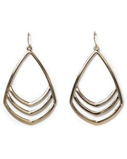 Frontal Drop Earrings