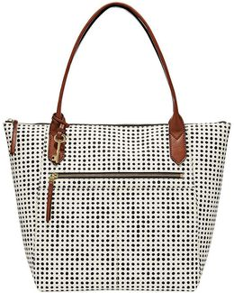 Fiona Dotted Tote