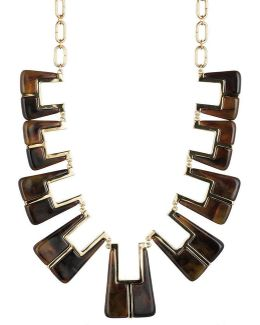 Mulholland Mod Statement Collar Necklace