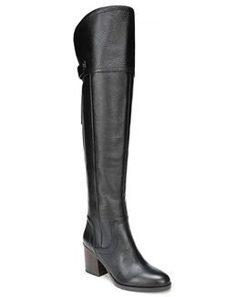 Ollie Wide Calf Over The Knee Boots