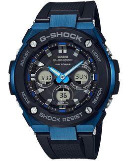 G-steel Mid-size Analog/digital Watch