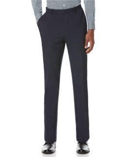 Slim-fit Flat-front Washable Tech Pants