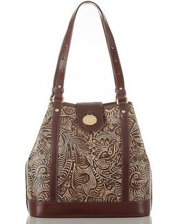 35th Anniversary Trellis Collection Flower Tote