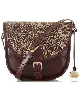 35th Anniversary Trellis Collection The Hunt Saddle Bag