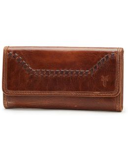 Melissa Whip-stitched Wallet