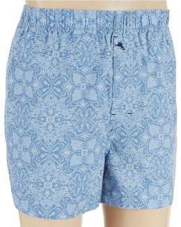 Fading Geo Woven Boxers