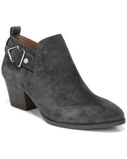 Sarto By Suede Garfield Booties