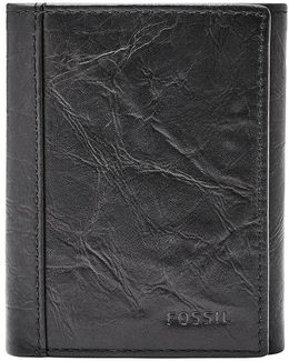 Neel Extra Capacity Trifold Wallet