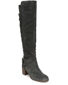 Sarto By Mystic Suede Tall Boots
