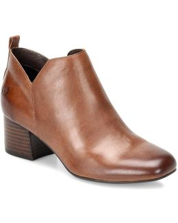 Aneto Leather Booties