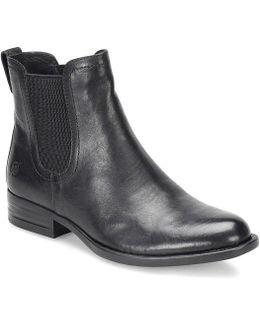 Casco Chelsea Leather Booties
