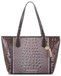 Greco Collection Asher Tasseled Tote