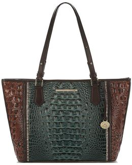 Figaro Collection Medium Asher Tote