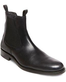 Gq + Men's Nick Chelsea Boots