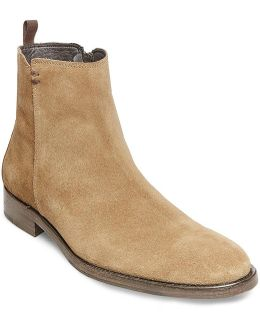 Gq + Men's Fred Suede Boots