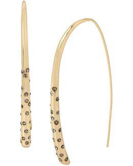 Stick Threader Earrings