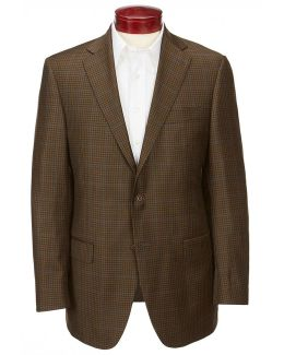 Classic-fit Wool Sportcoat