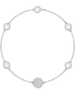 Remix Collection Crystal Line Bracelet