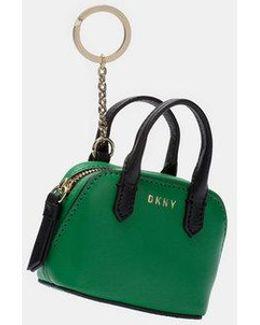 Mini Satchel Bag Charm