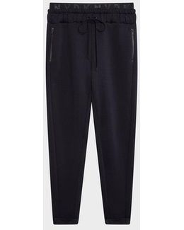 Pull On Pant W/ Logo And Dawcord