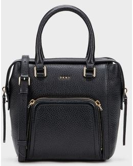 Small Chelsea Vintage North/south Satchel