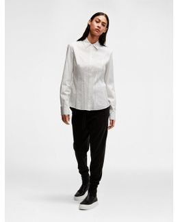 Pure Pull On Wool Pant
