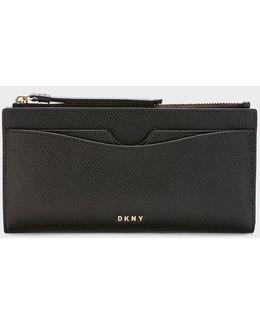 Slim Zip Wallet