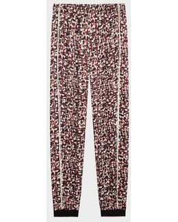 Pure Chisel Print Pull On Pant