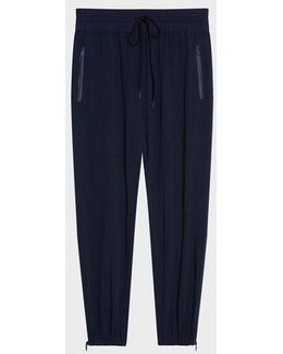 Pure Cuffed Drawcord Pant