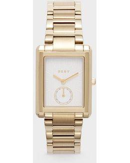 Gershwin Rectangle Bracelet Watch