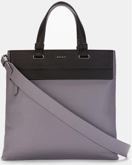 Nappa Leather North/south Tote
