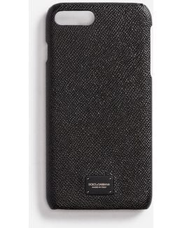 Iphone 7 Cover In Leather