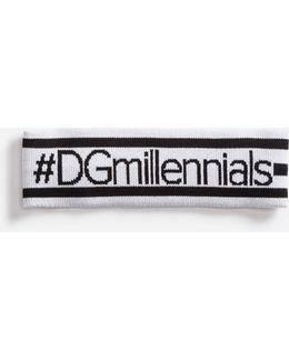 Dgmillennials Wool Headband