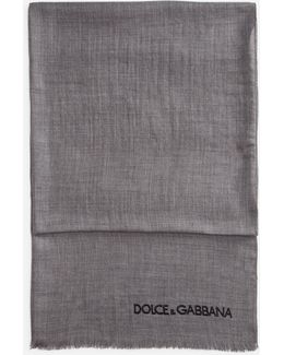 Scarf In Cashmere
