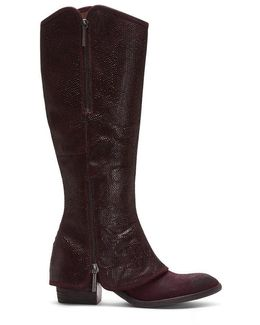 Antique Calf Suede Boot