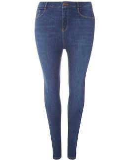 Dp Curve Blue Shaping Skinny Jeans