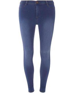 Tall Bright Blue Frankie Jeans