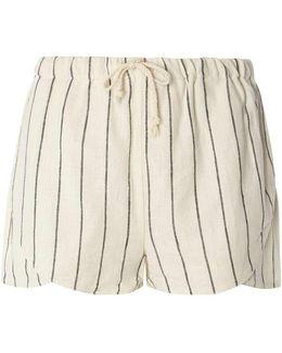 Vero Moda White Denim Shorts