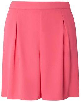 Tall Pink Shorts